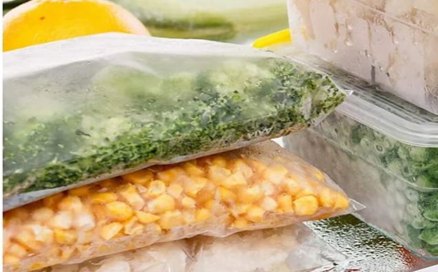Zipper Bags For Freezer Food